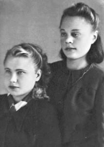 мама и маня